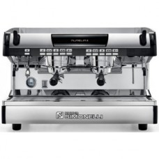 Nuova Simonelli Aurelia II 2Gr V 220V black+high groups+LED