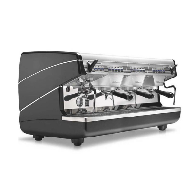 Nuova Simonelli Appia II 3Gr S 220V black economizer high groups